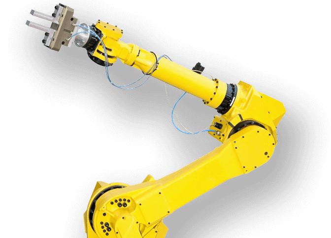 Hinterdobler Fabrikations GmbH | Effizienter Schweißroboter zum Anfertigen von geschweißten Baugruppen oder Bügeln