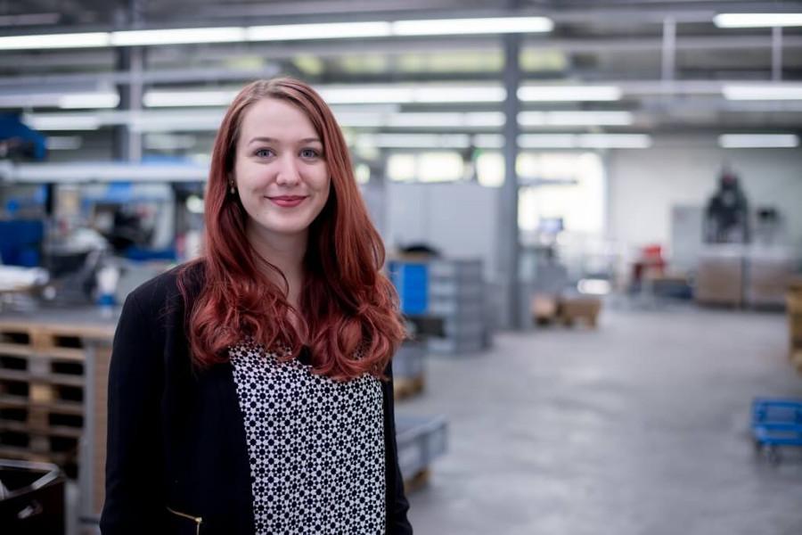 Hinterdobler Fabrikations GmbH | Alexandra Hinterdobler | Prokuristin