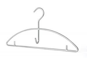 Hinterdobler Fabrikations GmbH | Edelstahlbügel für Einsatzbekleidung | 45 cm breit