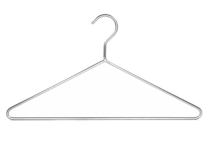 Hinterdobler Fabrikations GmbH | Garderobenbügel aus Edelstahl