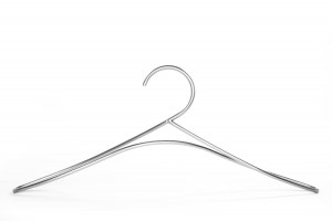 Wardrobe hanger made of stainless steel