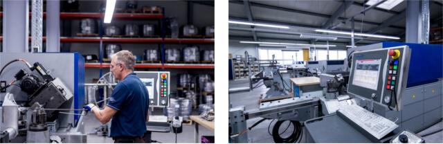 Fertigungsmaschinen | Hinterdobler Fabrikations GmbH